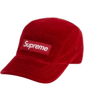 Supreme Velvet Hat